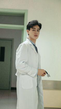 My bad dokter Danish at wattpad story Asian Actors, Korean Actors, Pretty Boys, Cute Boys, A Love So Beautiful, Cute Korean, Korean Art, Cute Actors, Chinese Boy
