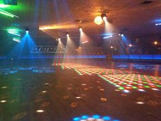 there would be a giant roller skating rink in my basement.
