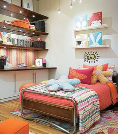 Kids Bedroom Designed By Candice Olson