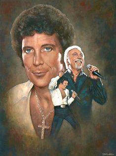 My sir 🔥 Tom Jones Singer, Sir Tom Jones, Rock And Roll, Nostalgia, Play That Funky Music, Stevie Wonder, Yesterday And Today, Music Tv, Elvis Presley