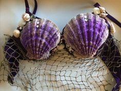 DIY Seashell Bra • The Wandering Brunette