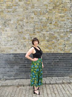 NorseOtter: My First Japanese Sewing Book Project - Culottes