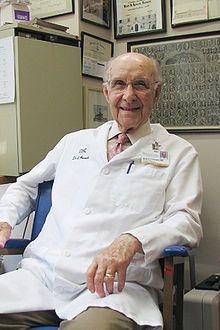 Dr. Ponseti ~ Ponseti Method of Clubfoot Treatment.