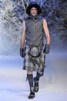 Moncler Gamme Bleu: menswear fall/winter 2013-2014