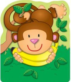 Monkey Bookmarks - Carson Dellosa Publishing Education Supplies