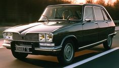 """Renault 16 """"Did I mention how much I like small cars? Cities need small. Hire a monster for that 4xdve weekend."""" KB"""