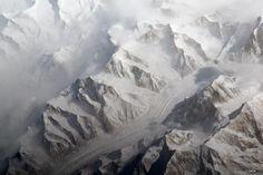 Glacier en Chine