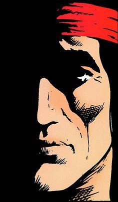 Thunderbird (John Proudstar) by John Bolton