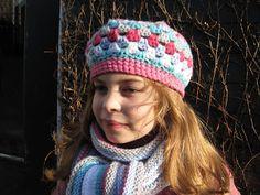 the heartfelt company: Crochet pattern of a beret