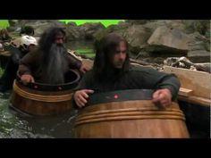 The Hobbit - Behind the Scenes - Part 7, 14:00