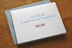 Card ~ Friendship