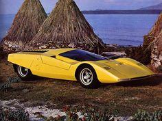Ferrari 512 S Berlinetta Speciale Concept (Pininfarina) (1969)