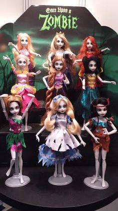 New Once Upon a Zombies 2014 - Top Toy Picks from Toy Fair 2014 - I love My Kids Blog