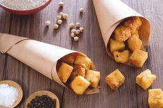 La panissa ligure è un piatto tipico della Liguria, si tratta di bocconcini di polenta fritti, realizzati con un impasto  di farina di ceci