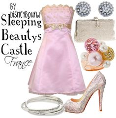 Sleeping Beauty outfit :)