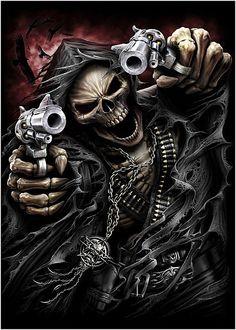 "Poster Gothique ""Assassin"""