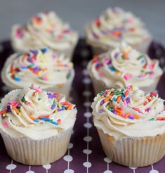 The Best (Vegan) Cupcakes – Ever! I'm going to give these a try... :)