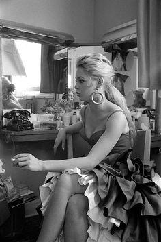 """Brigitte Bardot in """"La femme et le pantin"""" (1959)."""