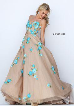 Style 50203 -             Sherri Hill