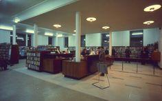 Central Lending Library, 1970