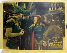 the adventures of robin hood | ADVENTURES OF ROBIN HOOD, THE [36335]
