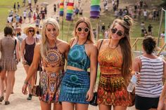 Cute! Not a crop top girl but if these were dresses and not separates I'd wear them all!