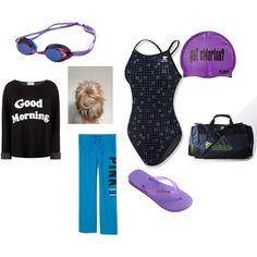 Swim Meet Survival Kit
