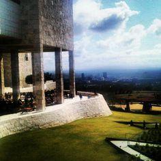 """@aanyhoo: """"#Getty #art #architecture #museumlife"""" (Taken with instagram)"""
