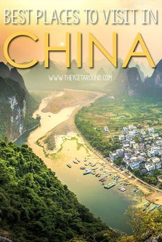 Best Places to Visit in China. Take a look now! #chinatraveling