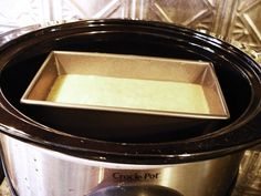Baking Quick Breads In Your Crockpot/Slow Cooker