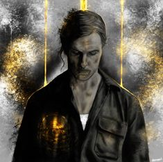 True Detective - Rust Cohle old by p1xer.deviantart.com on @deviantART