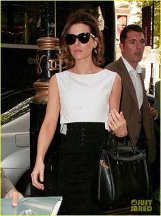 Kate Beckinsale wearing Manhattan #elegant