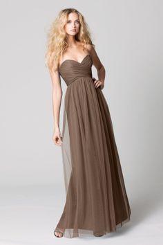 19 Best Brown Bridesmaid Dresses Images