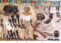 Ancient Africans of Egypt (Kemet)