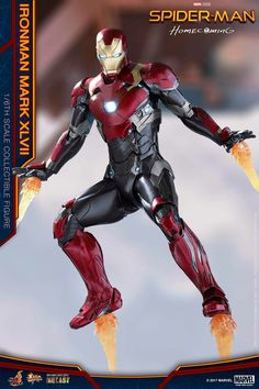 hot toy  iron man mark47