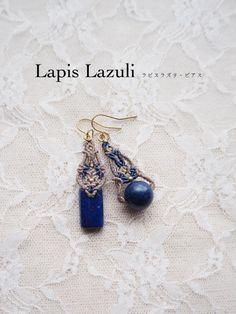 Macrame Earrings Tutorial, Macrame Tutorial, Macrame Jewelry, Macrame Bracelets, Micro Macrame, Wire Wrapped Jewelry, Lapis Lazuli, Wire Wrapping, Jewelery