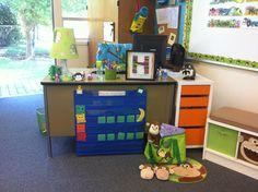 My desk... still under construction!