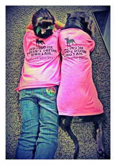 children fighting for what's right with pitbulls