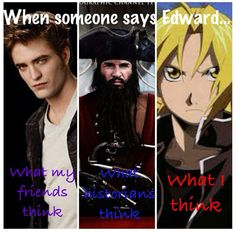 Yup! :D TEAM FULLMETAL FOREVA!! cause people don't sparkle auto mail does!