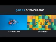 QUICK TIP DISPLACER BLUB create a plane object, then add a displacer effector as a child and play with the layers on the shader parameter. Make Tutorial, After Effect Tutorial, Cinema 4d Tutorial, Animation Tutorial, V Ray Materials, Maxon Cinema 4d, Online Tutorials, Learning Resources, Motion Design