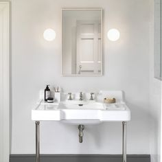 Zeppo Wall 7247 £50 For wall lights above bath