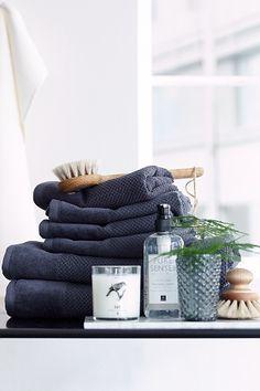 Ellos Home Handduksset i 6 delar Dottie Spa Towels f6c0c7504c478