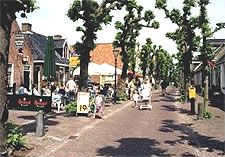Langweer, darling dorpje in Friesland