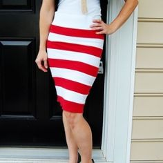 Lindsay Barney of Southern Lovely shares how to turn a sleeveless undershirt into a striking jersey dress.