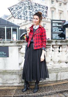 #LFW #MissguidedatLFW #Catwalk #Style #Fashion #Love #Streetstyle #Blogger #Fblogger #SS14 #Missguided #Tartan #Trend