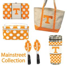 Tennessee gameday from Mainstreet Collections!