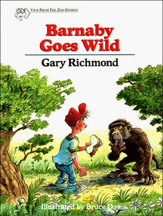 Barnaby Goes Wild (View from the Zoo Series) by Gary Richmond http://www.amazon.com/dp/0849909147/ref=cm_sw_r_pi_dp_YeI0vb0FVGSZS