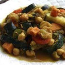 Marrakesh Vegetable Curry Recipe