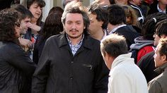 Audio completo de la entrevista a Máximo Kirchner por Victor Hugo Morales