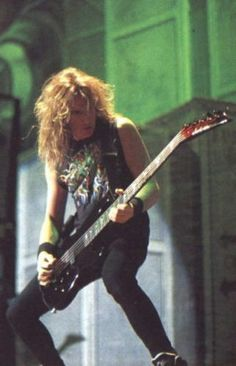 David Ellefson. Peace Sells, Do i have to say more?